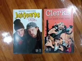 Oni - Jay & Silent Bob Chasing Dogma + Clerks (soft covers)