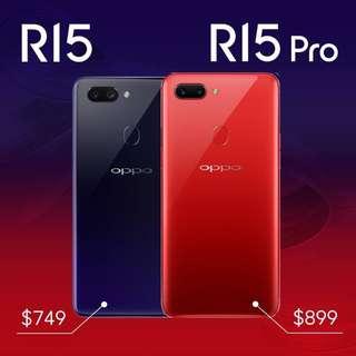 Oppo R15 R15pro