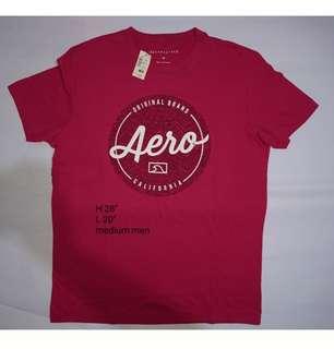 Original aeropostale tshirt medium red
