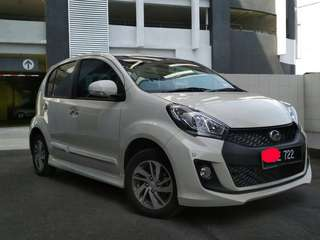 SAMBUNG BAYAR/CONTINUE LOAN  PERODUA MYVI 1.5SE AUTO  YEAR 2017 MONTHLY RM 778 BALANCE 6 YEARS 1 MONTH ROADTAX JUNE 2018 MILEAGE LOW TIPTOP CONDITION  DP KLIK wasap.my/60133524312/myvi1.5se