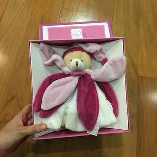 Doudou et Compagnie bear stuffed toy