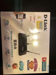 D-Link DIR-619L router