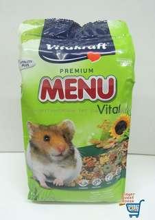 Vitakraft Menu Hamster Food, 1kg