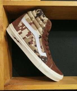 Sepatu vans oldskool high original