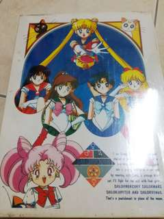 🆕 Sailor Moon Puzzle (500 Pcs) #July100