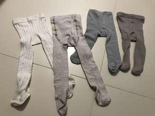 Baby Leggings (4 pc set)