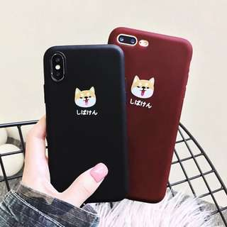Shiba Inu iPhone Case for 6 / 7 / 8 / X