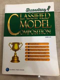 Sec 1 Classified Model Composition