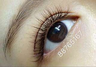 6D Eyelash Extensions