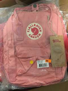 Fjallraven Kanken Mini (pink)