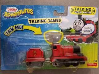 Thomas & Friends Talking James