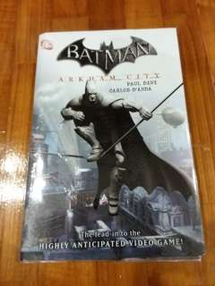 DC - Batman Arkham City (Hardcover)