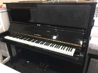 收购二手钢琴