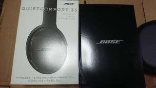 Bose QuietComfort 35 QC35