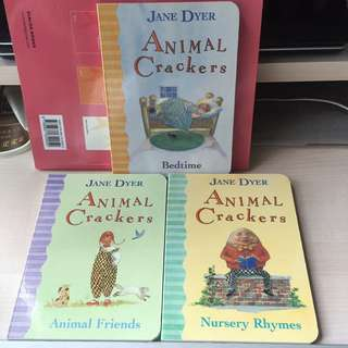Jane Dyer story books 童詩童書名作家系列