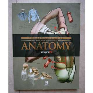 How to Draw and Paint Anatomy