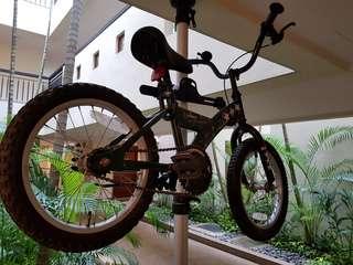 Kids 16 inch wheels bicycle