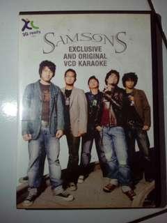 Samsons Vcd karaoke asli