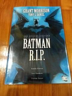 DC - Batman R.I.P (Hardcover)
