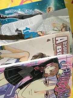 Manga clearance