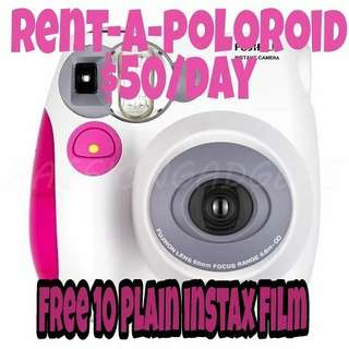 RENT-A-POLOROID