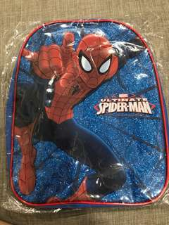 Spider-Man Spiderman school bag backpack preschool