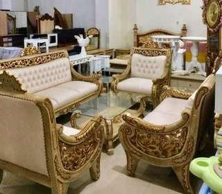 Sofa Romawi Set Italian Harga Promo 4.550.000