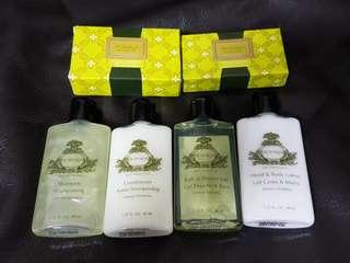 🚚 AGRARIA - Shampoo, Conditioner, Bath & Shower Gel, Hand & Body Lotion, Bath Soap, Facial Soap