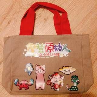🚚 摩登原始人3D online Q萌手提袋手提包,環保袋,便當袋,購物袋