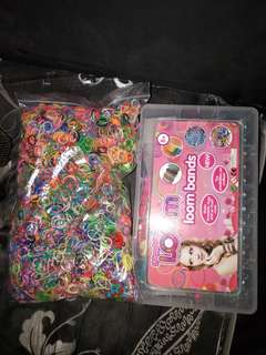Loom Bands Set