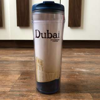 STARBUCKS Tumbler City Dubai
