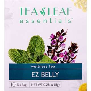 Tea Leaf Essentials EZ Belly Wellness Tea, 10 bags
