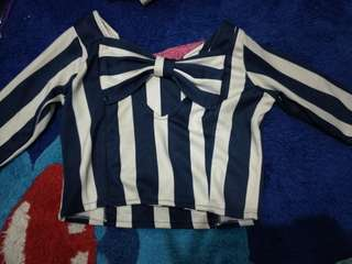 Baju lucu ukuran M no defect