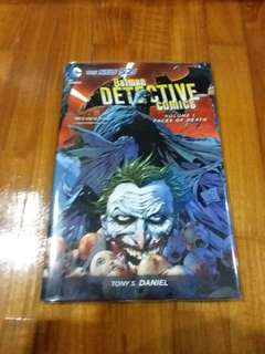 DC - Batman Detective Comics Vol 1, 2 & 3(Hardcover)