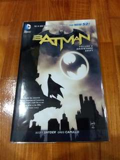 DC - Batman Vol 6 & 9 (Hardcover)