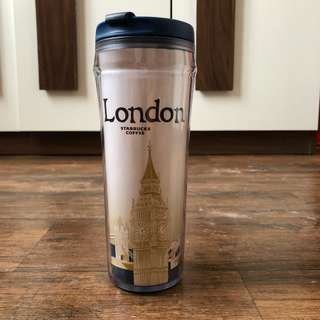 STARBUCKS Tumbler City London