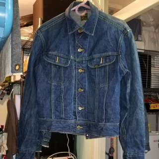 Lee  101J JACKET  38 USA MADE