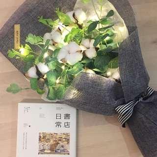 閃燈番梘木棉花