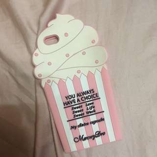 Cupcake case for iPhone 6+ or 6s+