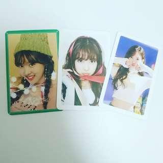 Twice nayeon小卡