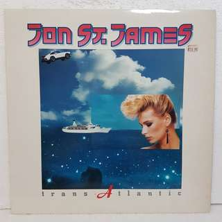 Jonst James - Trans Atlantic Vinyl Record
