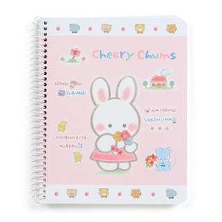 Sanrio Cheery Chum Spiral Notebook