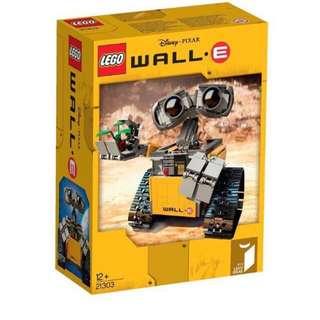 21303 walle LEGO