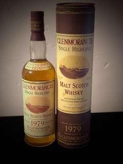 Whisky 1979 Glenmorangie