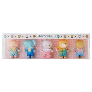 Sanrio Cheery Chum Mascot Set