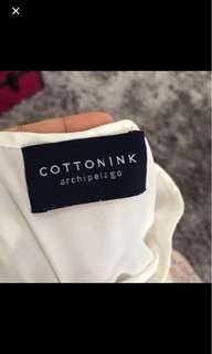 Cotton ink archipelago