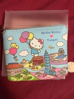Hello Kitty 散銀包