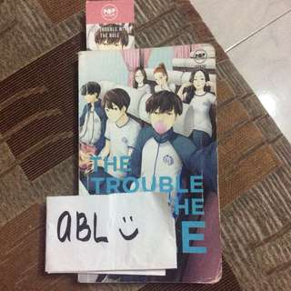 Wattpad Book [The Trouble with the Rule]