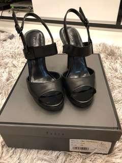 Pedro - Strappy Wedge Heels