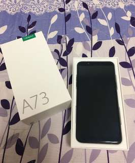 🚚 Oppo A73 黑色32G